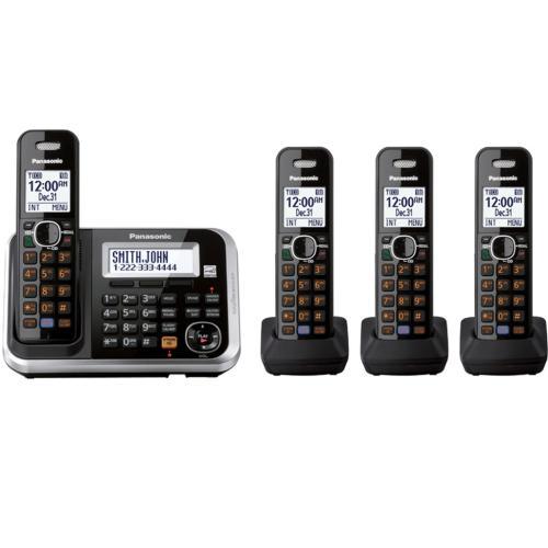 KXTG6844B Dect 6.0 Telephone