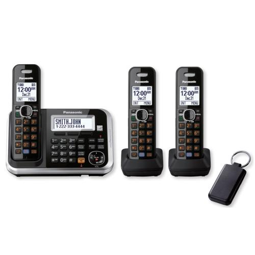 KXTG6873B Dect 6.0 Telephone
