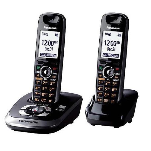 KXTG7532B Dect 6.0 Telephone