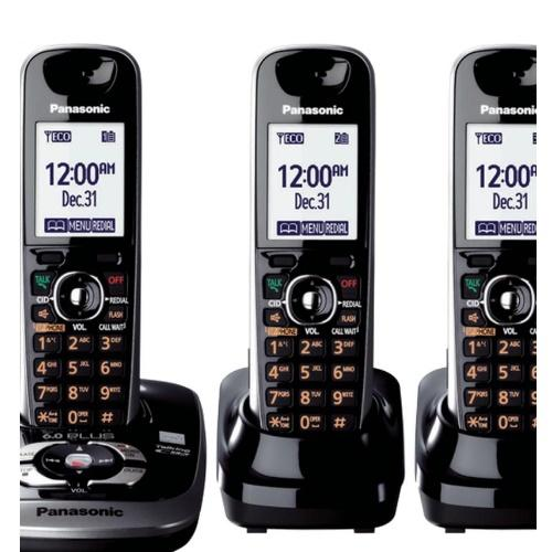 KXTG7533B Dect 6.0 Telephone