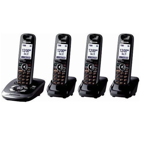 KXTG7534B Dect 6.0 Telephone