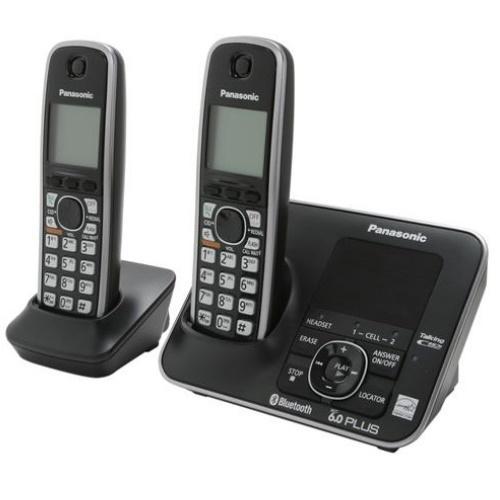 KXTG7622B Dect 6.0 Telephone