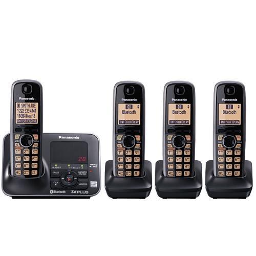 KXTG7624SK Dect 6.0 Telephone