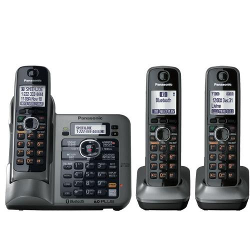 KXTG7643M Dect 6.0 Telephone