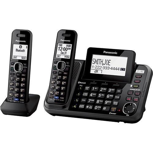 KXTG7645M Dect 6.0 Telephone