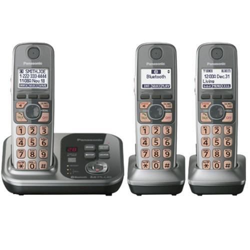 KXTG7733M Dect 6.0 Telephone