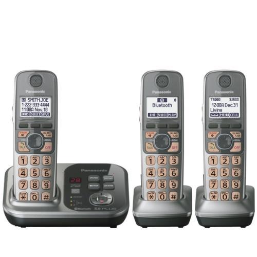 KXTG7733S Dect 6.0 Telephone