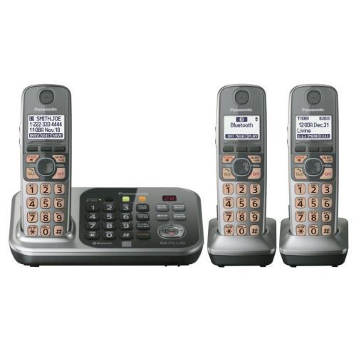 KXTG7743S Dect 6.0 Telephone