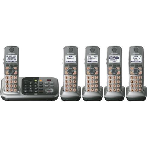 KXTG7745S Dect 6.0 Telephone