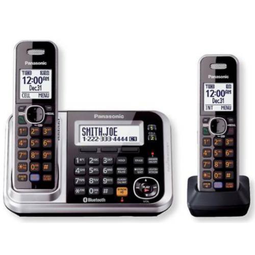 KXTG7872S Dect 6.0 Telephone