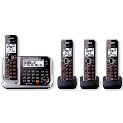 KXTG7874S Dect 6.0 Telephone