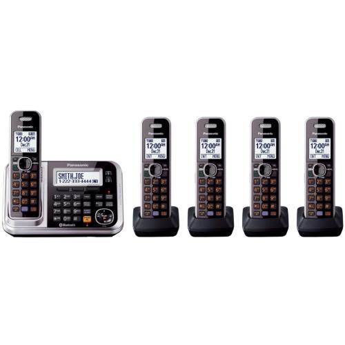KXTG7875S Dect 6.0 Telephone