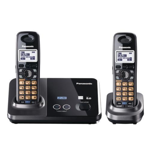 KXTG9321T Dect 2Line Telephone