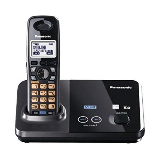 KXTG9322T Dect 2Line Telephone