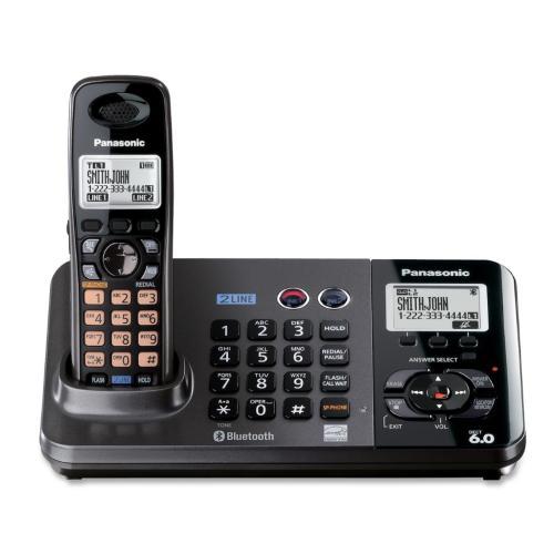 KXTG9381T Dect 2Line Telephone