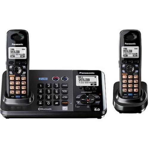 KXTG9382T Dect 2Line Telephone