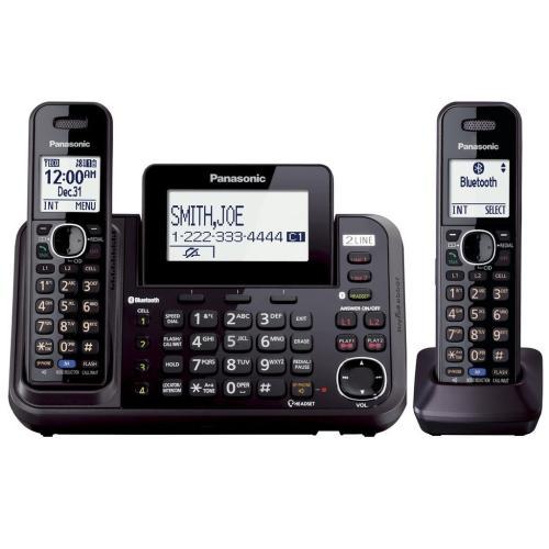 KXTG9542B Dect 6.0 Telephone