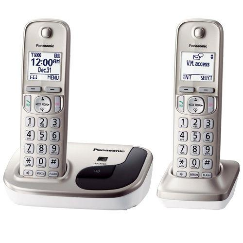 KXTGD212N Dect 6.0 Telephone