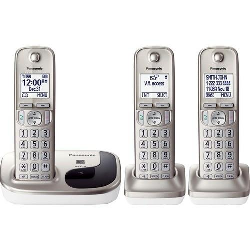 KXTGD213N Dect 6.0 Telephone
