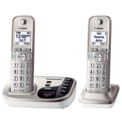 KXTGD222N Dect 6.0 Telephone