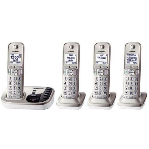 KXTGD224N Dect 6.0 Telephone
