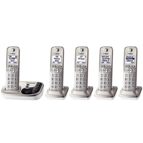 KXTGD225N Dect 6.0 Telephone
