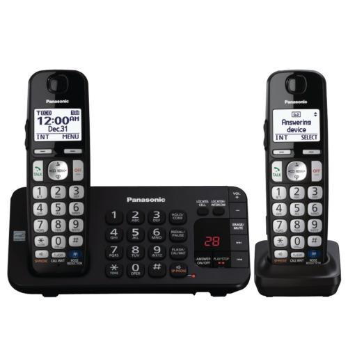 KXTGE242B Dect 6.0 Telephone
