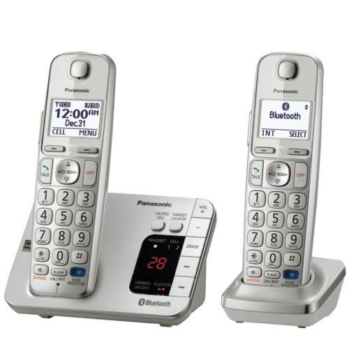 KXTGE262S Dect 6.0 Telephone