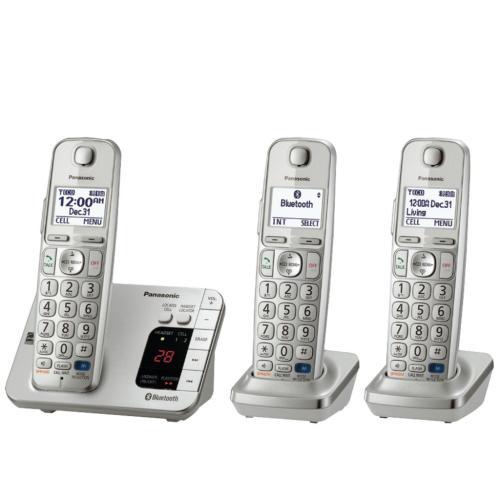 KXTGE263S Dect 6.0 Telephone