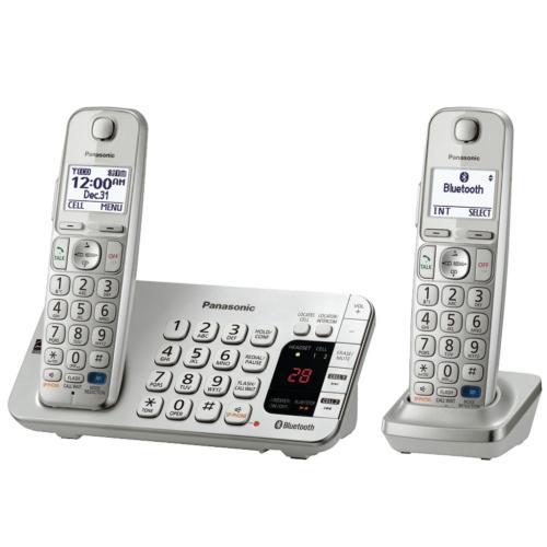 KXTGE272S Dect 6.0 Telephone