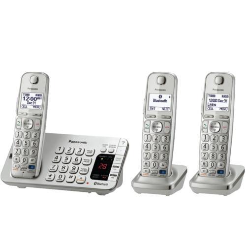 KXTGE273S Dect 6.0 Telephone