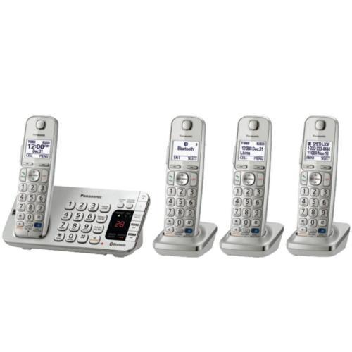 KXTGE274S Dect 6.0 Telephone