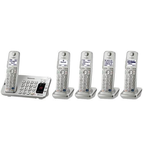 KXTGE275S Dect 6.0 Telephone