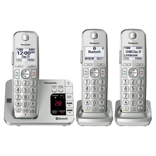 KXTGE463S Digital Cordlessphone