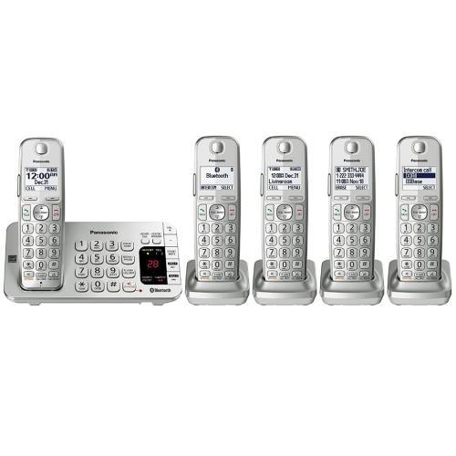 KXTGE475S Digital Cordlessphone