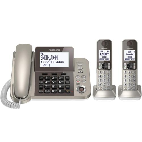 KXTGF352N Digital Corded/cordless Answering System