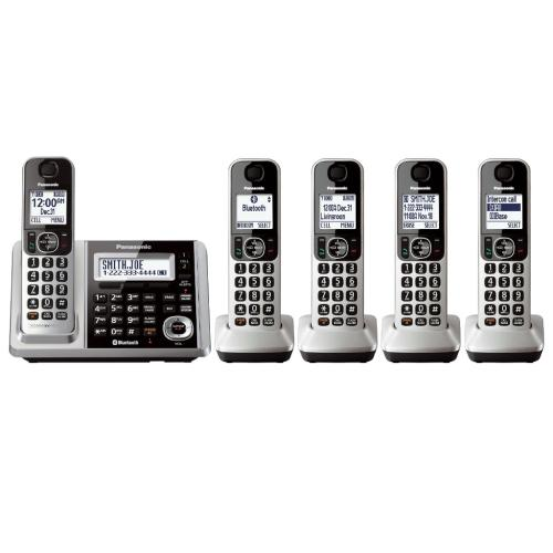 KXTGF375S Digital Cordless Phone
