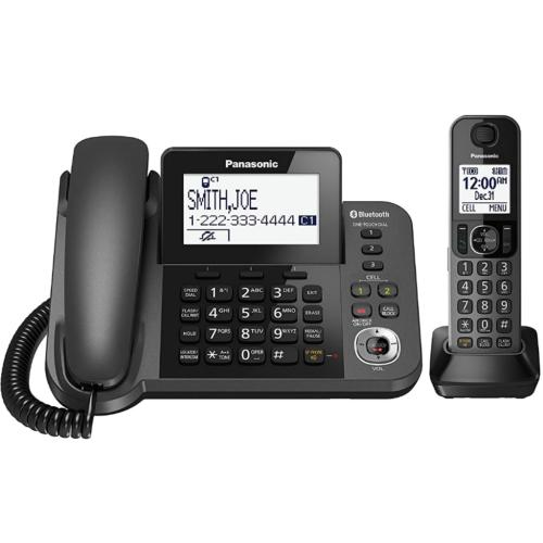 KXTGF380M Digital Corded/cordless Answering System