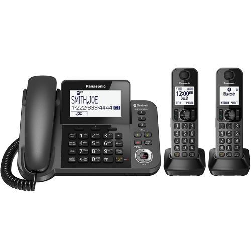 KXTGF382M Digital Corded/cordless Answering System