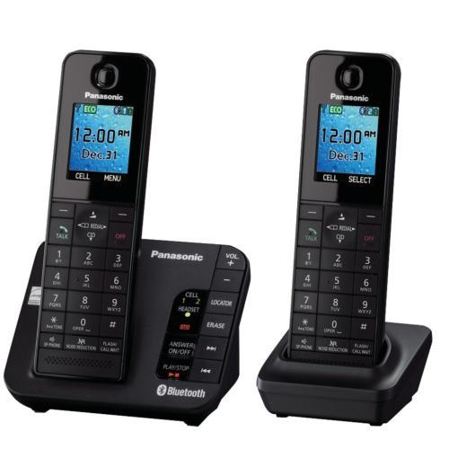 KXTGH262B Dect 6.0 Telephone