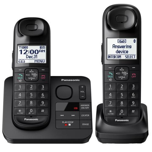 KXTGL432B Digital Cordlessphone