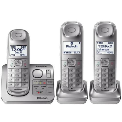 KXTGL463S Digital Cordlessphone