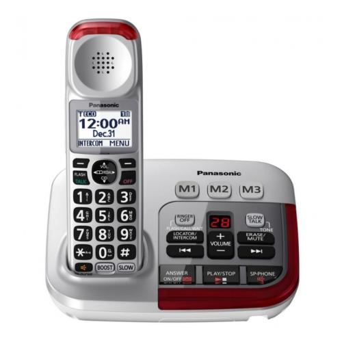 KXTGM450S Amplified Cordless Telephone