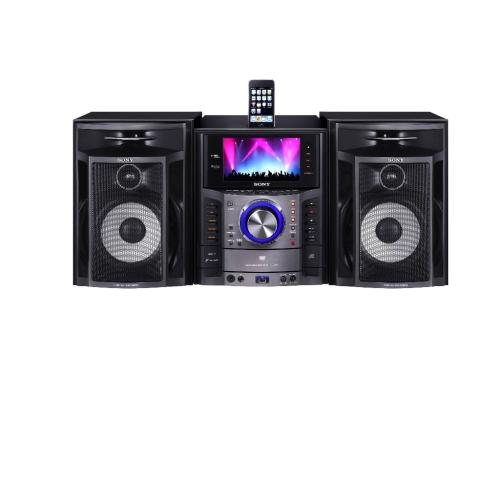 LBTLCD77DI Mini Hi-fi Component System