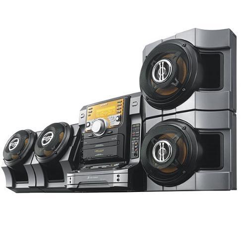 LBTZX8 Mini Hi-fi Component System