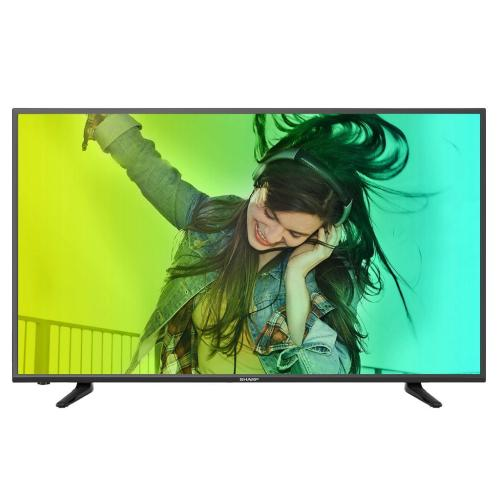 LC43N6100U Sharp 43-Inch Class 4K Smart Tv Hu43k325uw