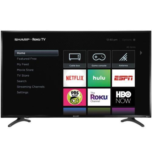 LC50LBU711U Sharp 50-Inch Led 4K Smart Tv(2019)hu50a6131uwr
