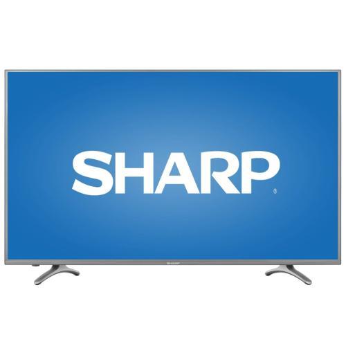 LC55N5300U Sharp 55-Inch Aquos Hd Led Smart Tv 1080P Hu55k3120fw