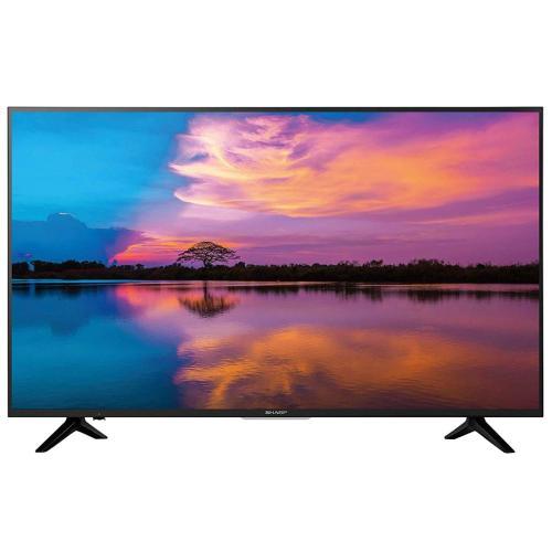 LC55Q7030U Sharp 55-Inch Class 4K (2160P) Smart Led Tv Hu55a6107uw