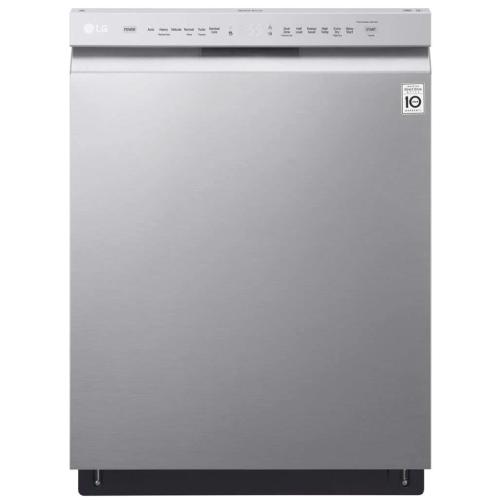 LDF5545ST Full Console Built-in Dishwasher Stainless